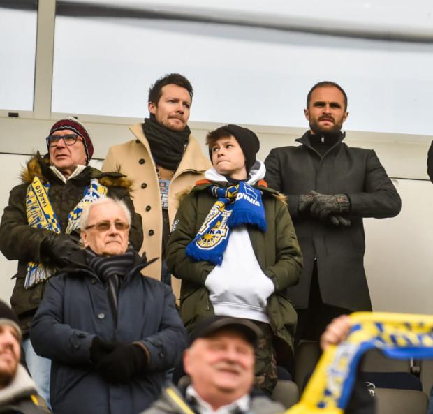 W pionie sportowym Arki Gdynia w poprzednim sezonie było dwóch dyrektorów. Obecnie nie będzie żadnego, choć Antoni Łukasiewicz (z prawej) został w klubie jako koordynator, a z pracą pożegnał się m.in. Rafał Żurowski (z lewej).