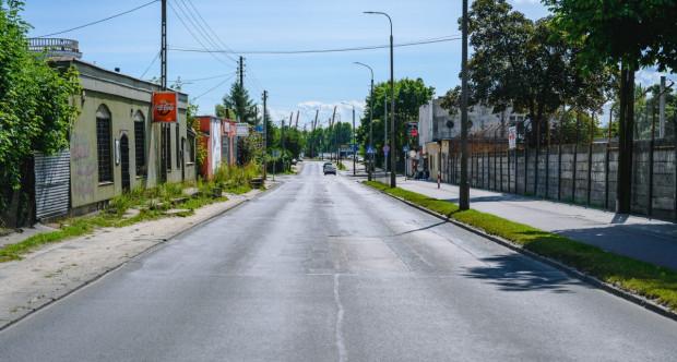 Remontowany będzie najbardziej nierówny odcinek ul. Unruga.