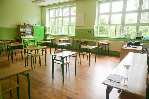 Do wtorku, 1 września, wpłynęły cztery wnioski o nauczanie hybrydowe w mieście Gdańsk.
