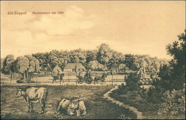 Stawowie w 1830 roku