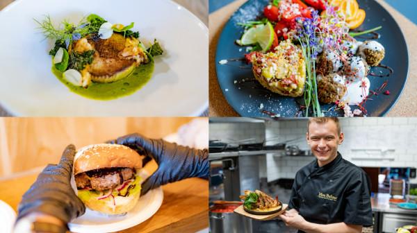 Dzisiaj odwiedzamy cztery nowe lokale, a każdy z nich serwuje odmienną kuchnię.