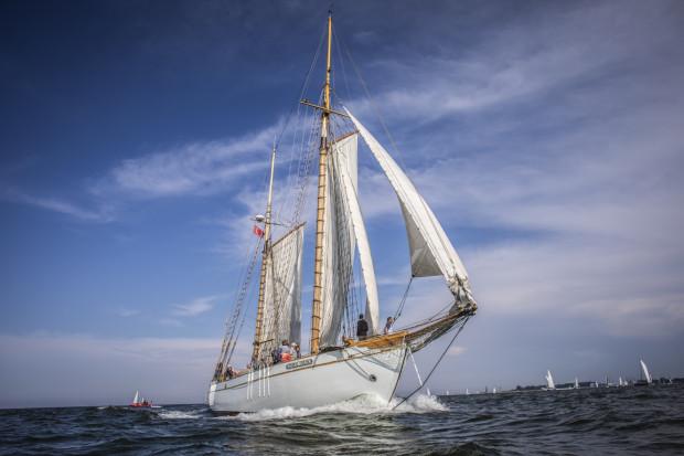 Jednym ze statków, które będziemy mogli podziwiać na wodach Zatoki Gdańskiej jest Generał Zaruski.
