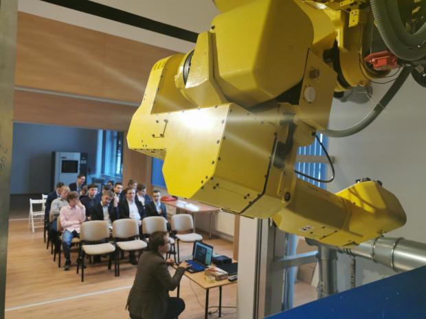 PSSE w ub. roku otworzyła Centrum Programowania Robotów na Wyspie Ostrów. Teraz powstanie prototypownia Protolab2.