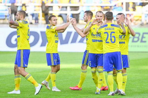 Bartosz Kwiecień (na zdjęciu pierwszy z lewej): W mocno kryzysowych momentach poznaje się, czy zespół ma charakter. Mimo że jesteśmy nową drużyną, to go mamy.