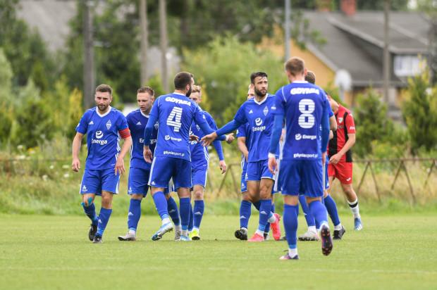 Piłkarze Bałtyku Gdynia wygrali w Gnieźnie z Mieszkiem 1:0 (1:0).