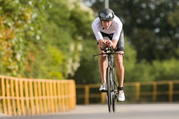 Magnus Ditlev wygrał Ironman 70.3 Gdynia.