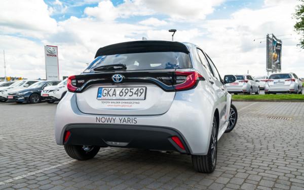 Nowy Yaris w salonach Toyota Walder.
