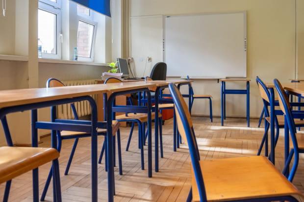 Gdyńska szkoła jest pierwszą placówką w Trójmieście, która przeszła na zdalne nauczanie z powodu koronawirusa.