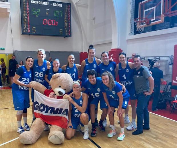 VBW Arka Gdynia wygrała wszystkie trzy mecze w memoriale Bohdana Bartosiewicza.