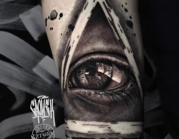 Trashpolka - Gronek - sztorm tattoo