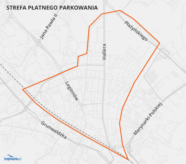 Strefa Płatnego Parkowania została utworzona na całym obszarze dzielnicy, ale parkomaty staną tylko tam, gdzie życzyć sobie będą tego mieszkańcy.