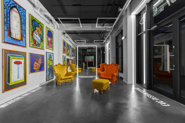 Galerii MAG - Modern Art Gallery można odwiedzać codziennie, bez wcześniejszego umawiania się.