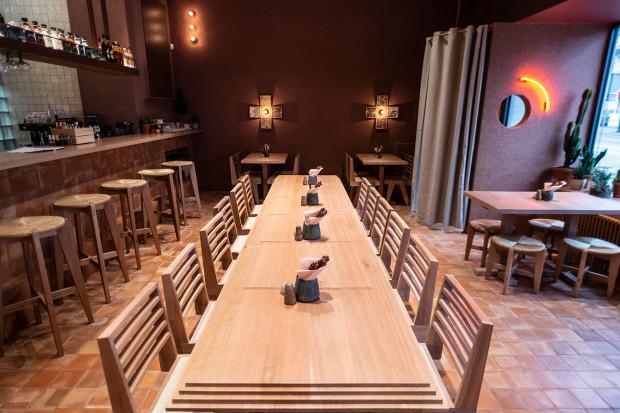 Restauracja Luis Mexicantina według projektu Macieja Ryniewicza i Rafała Kaletowskiego zdobyła główną nagrodę.