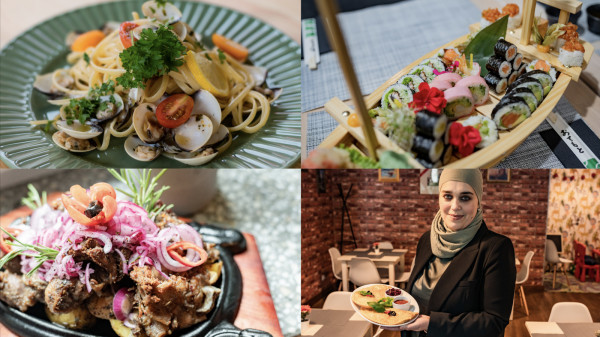Dzisiaj zapraszamy was w kulinarną podróż po różnych regionach świata.