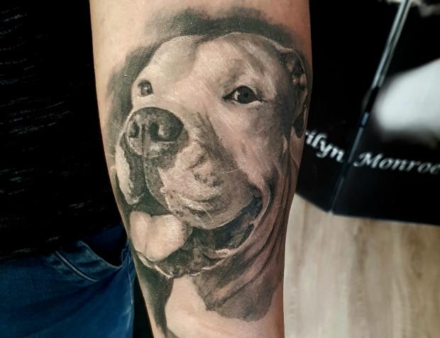 Realistyczne tatuaże w wykonaniu Moniki Hermann