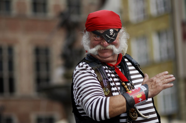 30 Pesa, która właśnie pojawiła się w Gdańsku, będzie nosić imię zmarłego w zeszłym roku Gdańskiego Pirata.