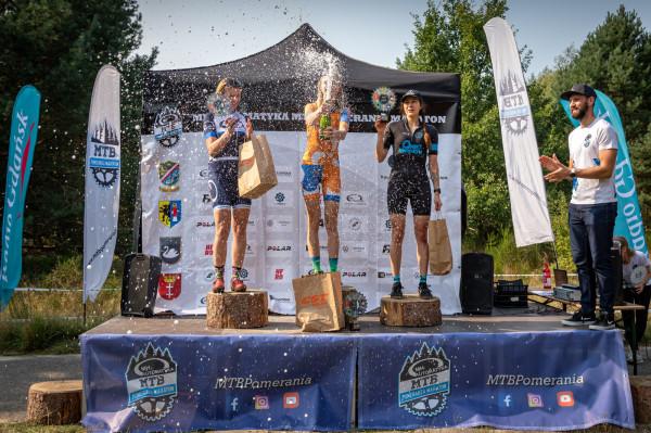 Zawody w Gdańsku zakończyły tegoroczny cykl maratonów MTB Pomerania.