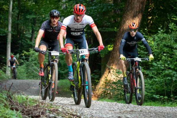 Zarówno na dystansie Speed, jak i na Mega, na najwyższym stopniu podium stanął Łukasz Derheld.