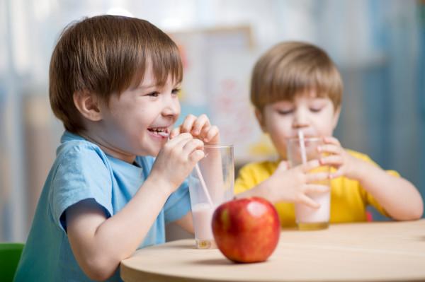 Oprócz wody dzieciom w żłobkach i przedszkolach są najczęściej podawane takie napoje, jak: herbata, kawa zbożowa, kakao czy kompot.