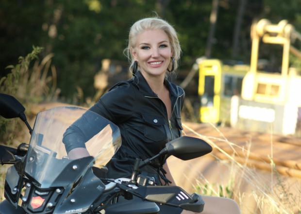 Trójmiejskie motocyklistki chcą wspomóc ratowników medycznych na motocyklach.