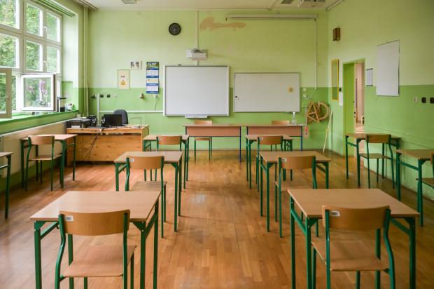 We wrześniu uczniowie wrócili do stacjonarnego nauczania.