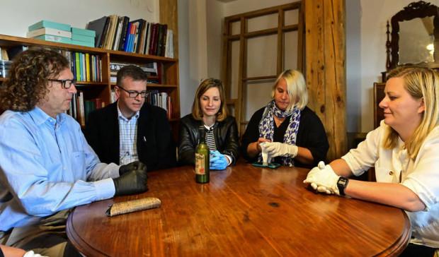 Nietypowym znaleziskiem zajęli się pracownicy Muzeum Sopotu.