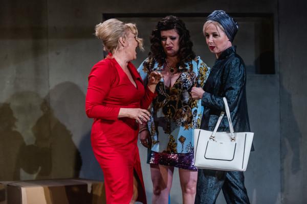 """""""Reset"""" to opowieść o czterech zupełnie różnych kobietach. Ich drogi się rozeszły, a teraz spotykają się po latach."""