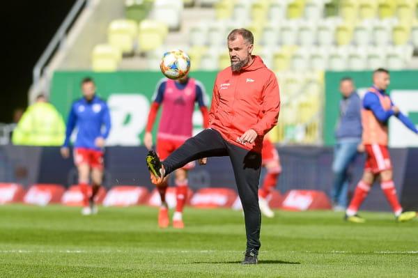 Technicznych sztuczek od Macieja Kalkowskiego może nauczyć się jeszcze niejeden piłkarz.