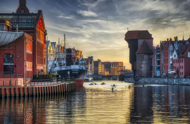 Sołdek nierozerwalnie kojarzy się z panoramą Gdańska.