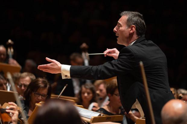 Georg Cziczinadze, dyrektor artystyczny Orkiestry PFB, zapewnia, że muzycy pracują z takim samym zapałem i entuzjazmem jak przed pandemią.