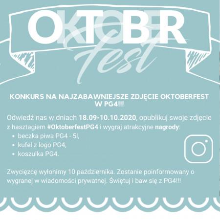 Zrób zdjęcie z Oktoberfestu w PG4 i wygraj nagrody.