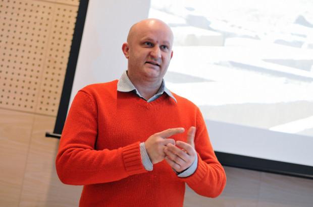 Janusz Kaniewski - przedwcześnie zmarły polski projektant, który współpracował m.in. z Ferrari.