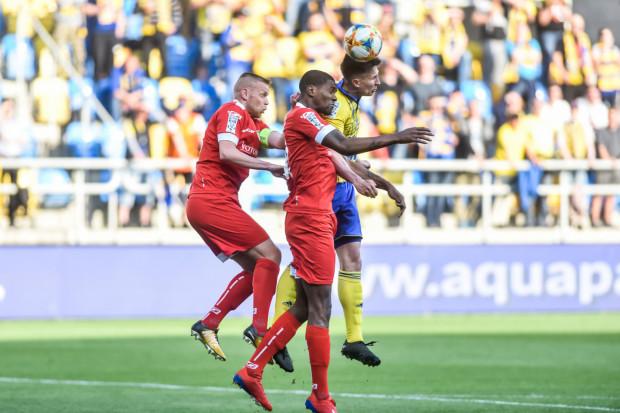 Maciej Jankowski jest jednym z nielicznych piłkarzy Arki Gdynia, który grał przeciwko Miedzi Legnica w ekstraklasie w sezonie 2018/19. W wyjazdowym meczu, wygranym 4:0, strzelił gola.