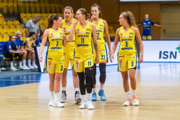 W fazie grupowej Euroligi kobiet Arka Gdynia rozegra sześć spotkań - po trzy w dwóch turniejach. Zmiana formatu rozgrywek to odpowiedź federacji FIBA na okoliczności związane z pandemią.