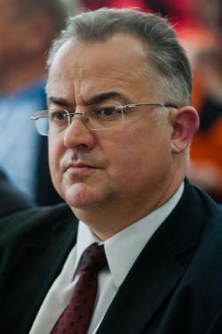Dr Jerzy Karpiński, dyrektor Wydziału Zdrowia w Pomorskim Urzędzie Wojewódzkim