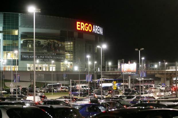 Jeszcze w tym tygodniu na parkingu przy Ergo Arenie kierowcy będą mogli płacić za parking kartą płatniczą.