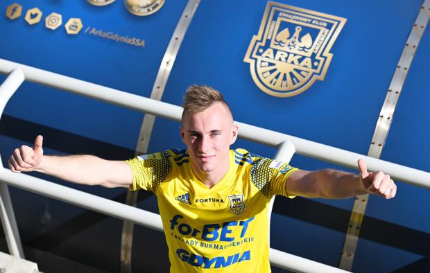 Bartosz Boniecki został do końca sezonu 2021/22 wypożyczony przez Arkę Gdynia z Pogoni Szczecin.