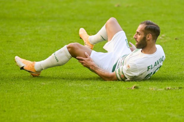 Flavio Paixao strzelił w ekstraklasie 81 goli. Jego forma wzrasta wraz z poprawą przygotowania fizycznego Lechii Gdańsk.