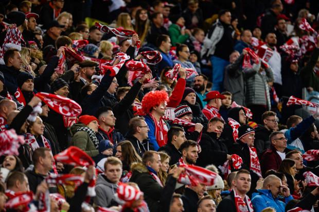 Tak wyglądały trybuny Stadionu Energa Gdańsk gdy na tym obiekcie, w listopadzie 2018 roku, grała po raz ostatni piłkarska reprezentacja Polski. Jak będzie 7 i 11 października?