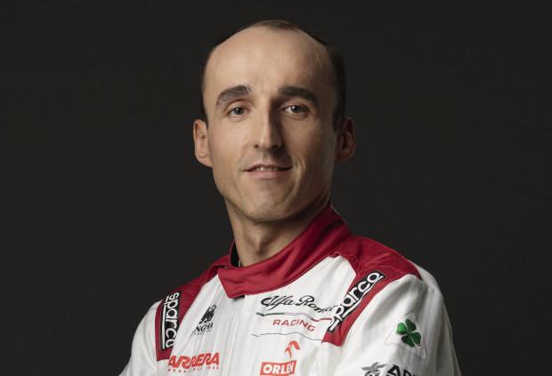 Robert Kubica w sezonie 2020 pełni rolę rezerwowego kierowcy w zespole Alfa Romeo Racing Orlen.
