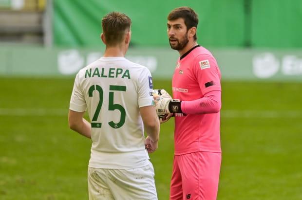 Dusan Kuciak wyjaśnił swoje zachowanie po meczu ze Stalą Mielec. Dla klubu sprawa jest załatwiona.