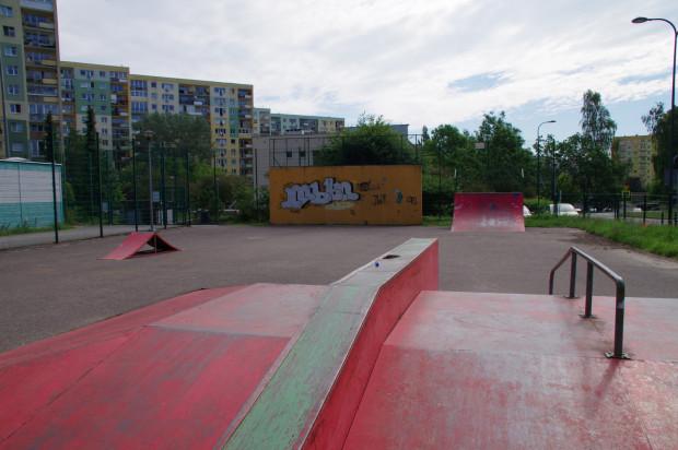Skatepark Brodwino nie może doczekać się modernizacji.