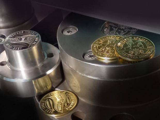 Guldeny Lechii Gdańsk zostały wyemitowane w limitowanym nakładzie, który wynosi 15 tys. sztuk.