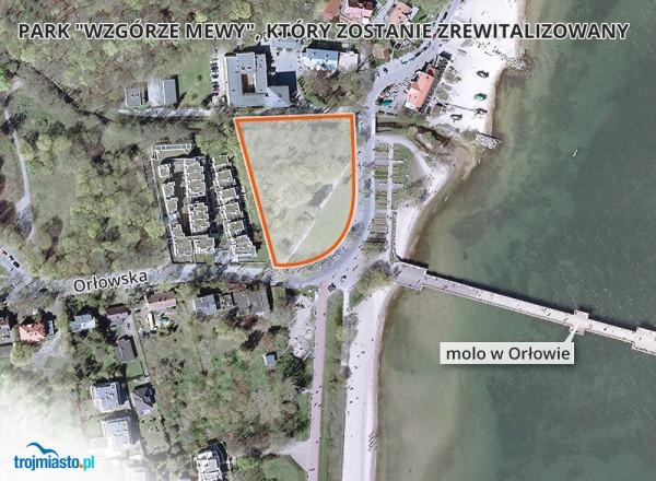 Ten obszar zmieni się dzięki wspólnej inwestycji firmy Vectra oraz Gdyni.