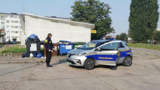 Sekcja Kontroli Odpadów, działająca w ramach Ekopatrolu Straży Miejskiej, przedstawiła pierwsze efekty swoich działań.
