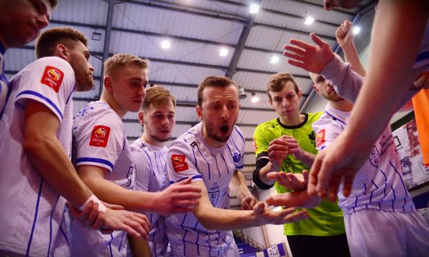 Futsaliści AZS UG Gdańsk od roku czekają na powrót do ekstraligi.