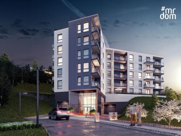 Tak docelowo będzie wyglądał budynek inwestycji Przystanek Morena.