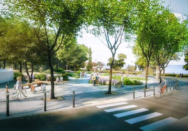 Tak będzie wyglądał park po rewitalizacji.