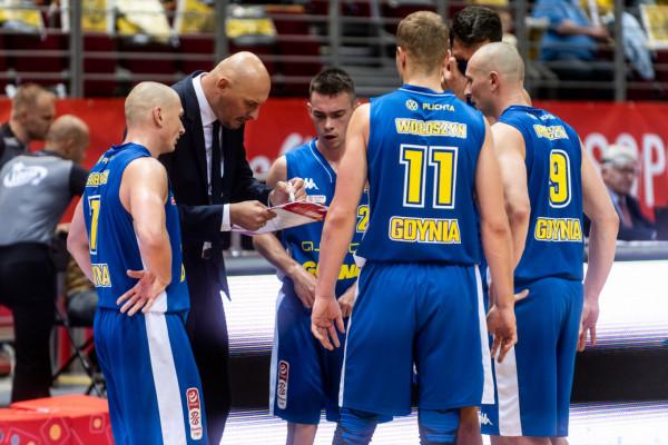 Żadne z założeń, które padły przed dogrywką, nie zdało egzaminu w szeregach Asseco Arki Gdynia. Koszykarze nie zdobyli w niej ani jednego punktu i przegrali w całym spotkaniu.