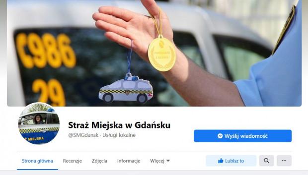 Straż Miejska w Gdańsku to kolejna instytucja, która doczekała się prześmiewczego profilu na Facebooku.